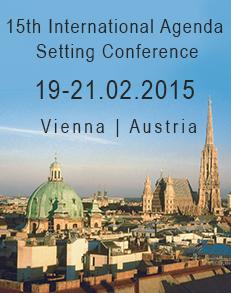 15th Agenda Setting Conference