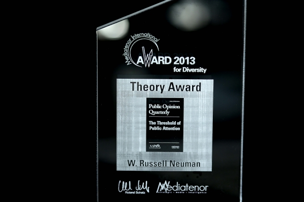 Agenda-Setting Theory Award